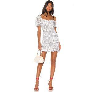 X REVOLVE Fleur Mini Dress